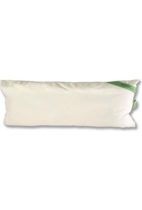 Soft Merinos Uyuma Rahatlama Aile Büyük Yastık 50X140