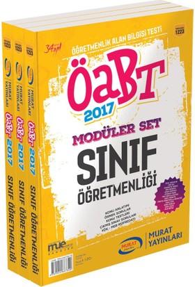 ÖABT Sınıf Öğretmenliği Konu Anlatımlı Modüler Set Murat Yayınları