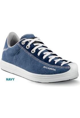 Scarpa Vısual Canvas Navy Ayakkabı(10)