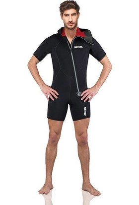 Seac Sub Elbise Tek Parça Komoda Erkek 7 mm