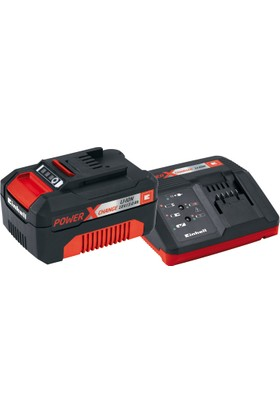 Einhell 18V Power X-Change 3 Ah Akü + Hızlı Şarj Cihazı