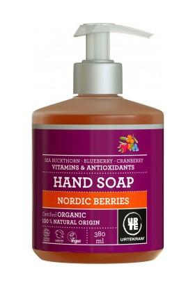 Urtekram Nordic Berries Sıvı El Sabunu 380 ml.