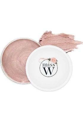 Miss W Organik Sertifikalı Göz Kapağı Aydınlatıcı 3 gr.