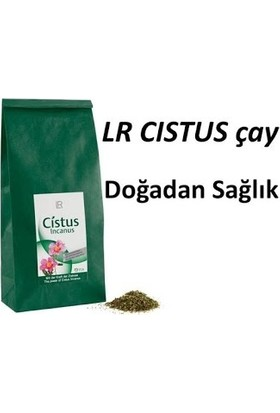 Lr Cistus Incanus Tea (Laden Çayı)