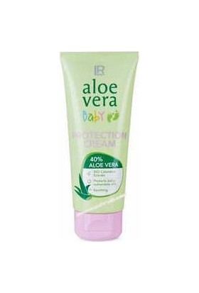 Lr Aloe Vera Baby Pişik Kremi 100 Ml.