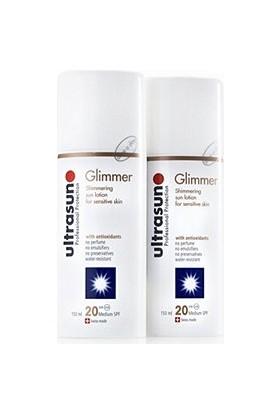 Ultrasun Glimmer Spf20 150Ml