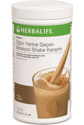 Herbalıfe Formül 1 Besleyici Shake Karışımı Fındık Aromalı
