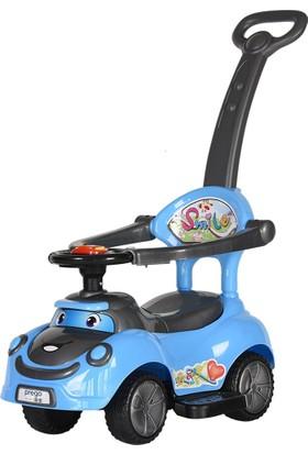 Prego Toys Q06-3 Formula İlk Adım Araba Mavi
