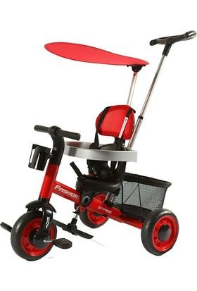 Sunny Baby SR600R Trike Land İtmeli Bisiklet Kırmızı