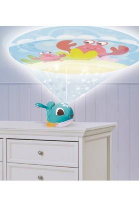 Tiny Love Balina Cody Projektörlü Beşik