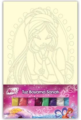 Wg-023 Flora Tuz Boyama