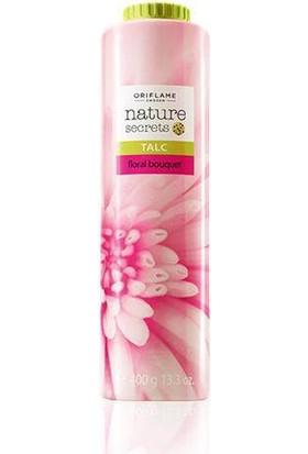 Oriflame Nature Secrets Floral Bouquet Vücut Pudrası 400 Gr