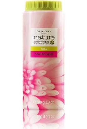Oriflame Nature Secrets Floral Bouquet Vücut Pudrası 100 Gr
