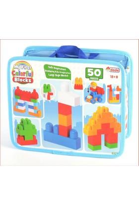 Can-Em Oyuncak Dede Yapboz Benim İlk Bloklarım 50 Parça