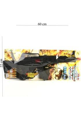 Can-Em Oyuncak Kartela M-16 Gır Gır Tüfek