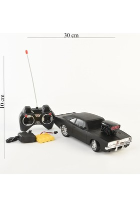 Can-Em Oyuncak Kut Uz Kum Şarjlı 4D Işıklı Araba