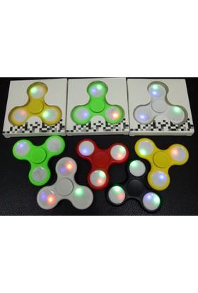 Can-Em Oyuncak Stres Çarkı Renkli Işıklı İthal