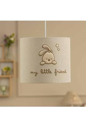 Funna Baby 5826 Little Friend Bebek Odası Tavan Lambası