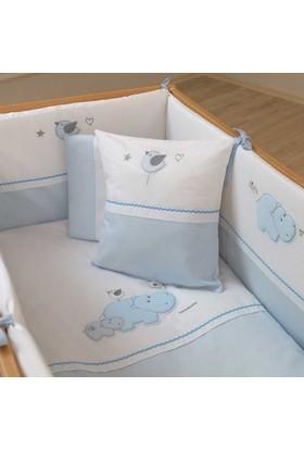 Funna Baby 6002 Hippo 8 Parça Uyku Seti 70 x 130