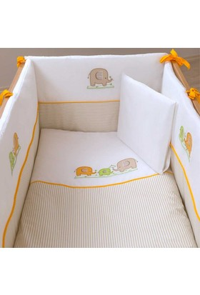 Lolybon 9390 Family Mini Bebek Uyku Seti 60 x 120