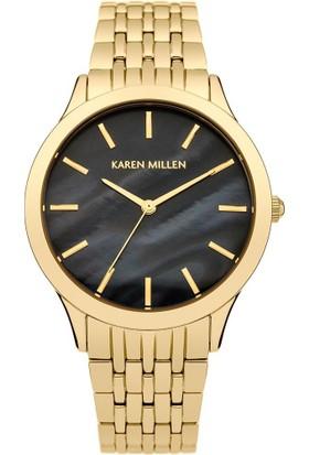 Karen Millen Km106Bgm Kadın Kol Saati
