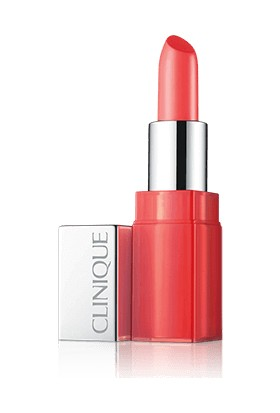 Clinique Pop Glaze Shade 02 Orange Pop