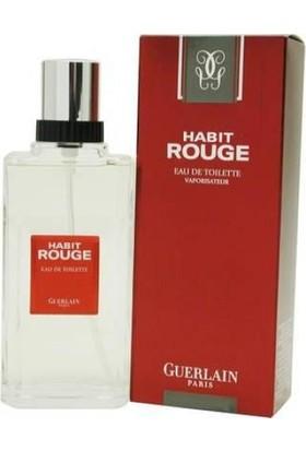 Guerlaın Habıt Rouge Pour Homme Edt 50 Ml