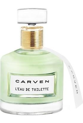 Carven L'Eau De Toılette Edt Natural Spray 100Ml