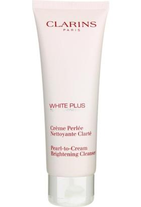Clarıns Whıte Plus Pearl To Cream Brıghtenıng Cleanser
