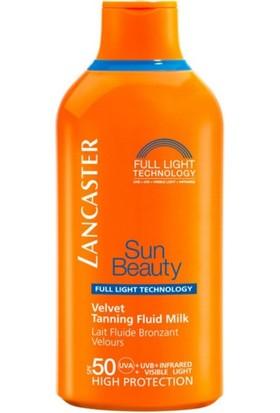 Lancaster Sun Beauty Velvet Tanning Milk Spf50 400Ml