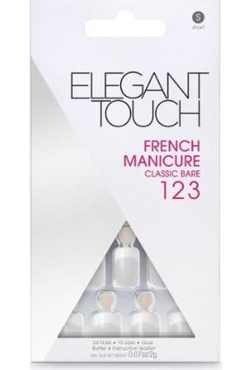 Elegant Touch Takma Tırnak 123 Classıc Bare