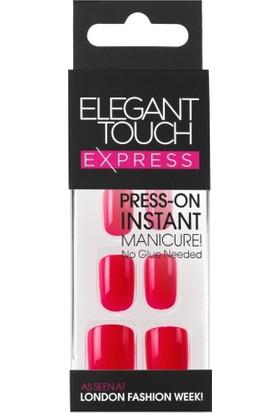 Elegant Touch Polıshed Naıls Mercan