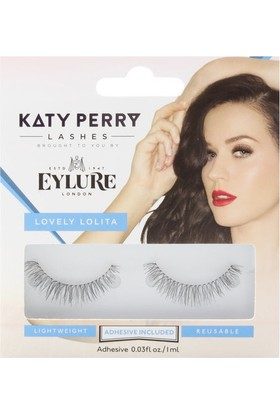 Katy Perry Lashes Lovely Lolıta
