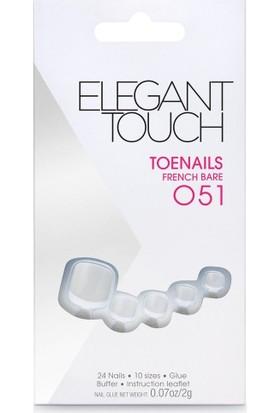 Elegant Touch Takma Tırnak Ayak 051
