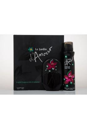 Le Jardin D'Amour Edp.50Ml +150Ml Deodorant