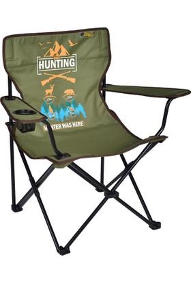 FUNKY CHAIRS Hunter Katlanabilir Kamp Sandalyesi