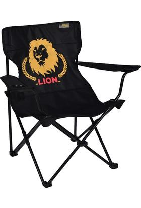 FUNKY CHAIRS Lion Katlanabilir Kamp Sandalyesi