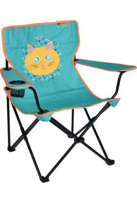 FUNKY CHAIRS Cat Katlanabilir Kamp Sandalyesi
