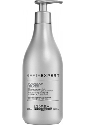 L'Oréal Professionnel Serie Expert Silver Şampuan 500ml