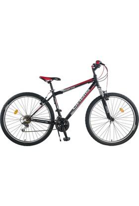 Orbis Escape 27,5 Jant Bisiklet 21 Vites Siyah-Kırmızı Dağ Bisikleti