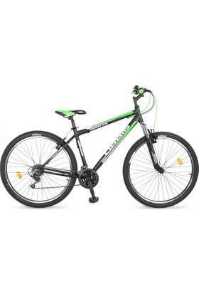 Orbis Escape 27,5 Jant Bisiklet 21 Vites Siyah-Yeşil Dağ Bisikleti