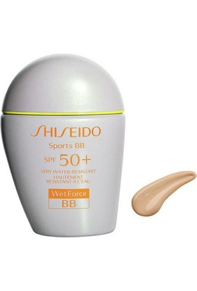 Shiseido Gsc Sports Spf50 Bb Krem Medium