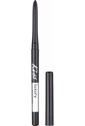 Kiss Luxury Eyeliner-Yoğun Siyah