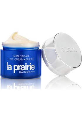 La Praırıe Skın Cavıar Luxe Cream Sheer 50Ml