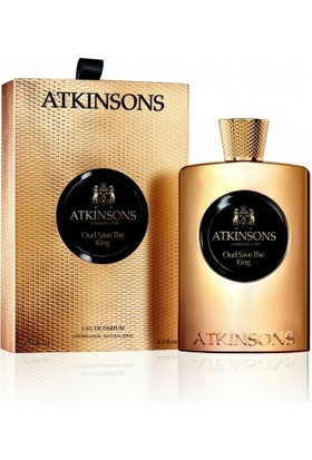 Atkınsons Oud Save The Kıng Edp 100Ml