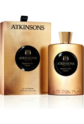 Atkınsons Oud Save The Queen Edp 100Ml