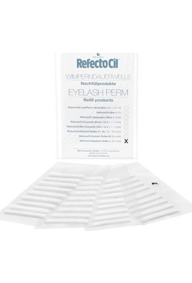 Refectocıl Eyelash Roller Large Kirpik Perma Rulosu 36 Adet