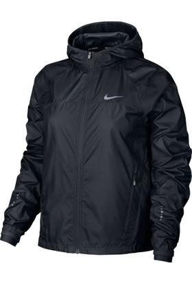 Nike Shield Running Jacket Bayan Yağmurluk 799853-010