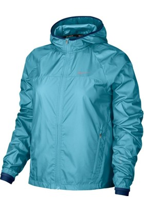Nike Shield Running Jacket Bayan Yağmurluk 799853-432