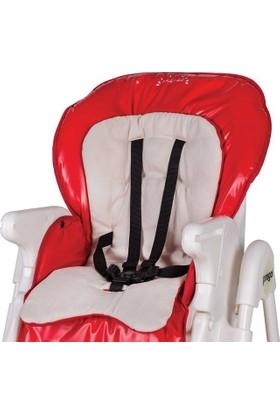 Prego 3024 Bona Petite Mama Sandalyesi - Kırmızı